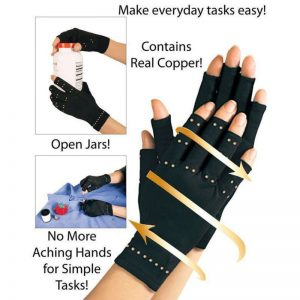 arthritis gloves copper