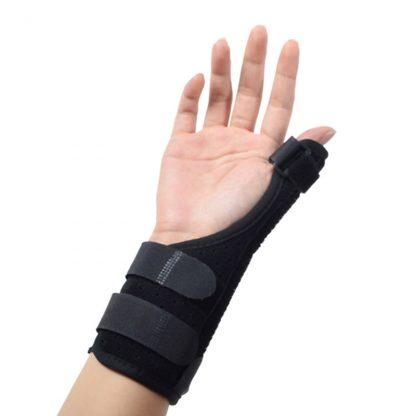 Wristband Thumb Support
